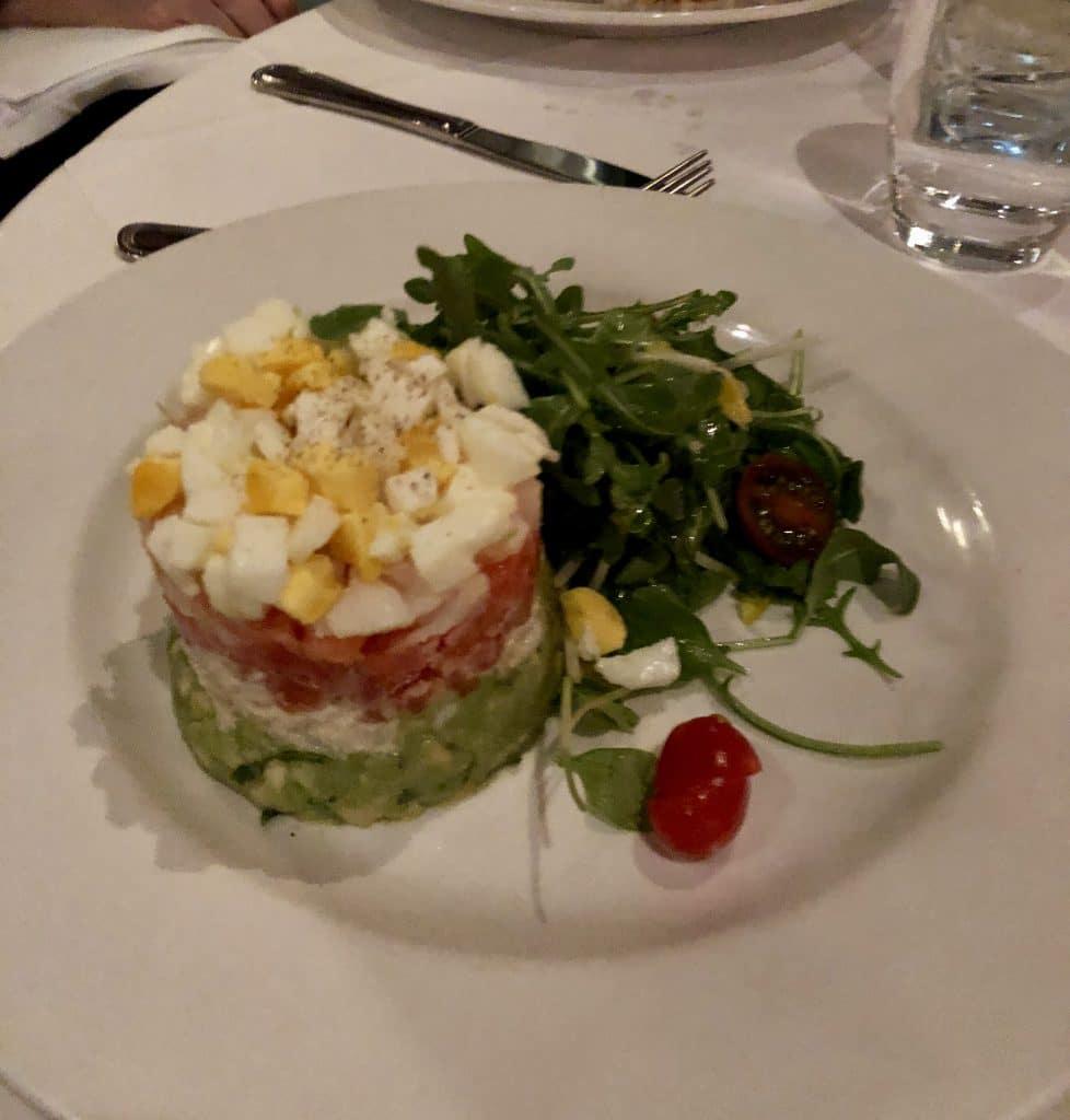Palm Beach Salad