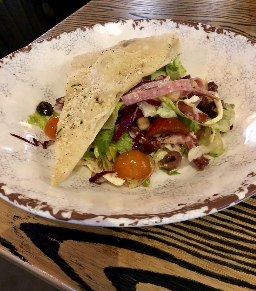 Chopped Antipasti Salad