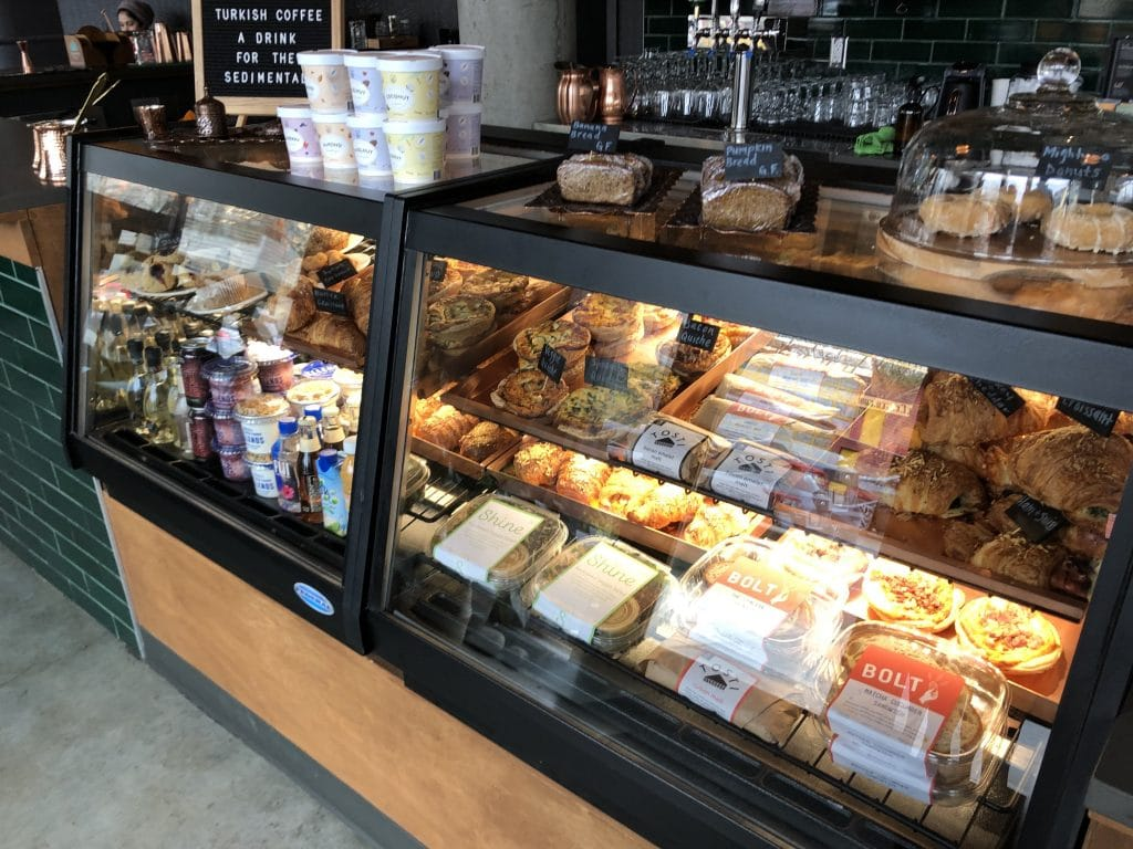 Bakery Items and Small Plates