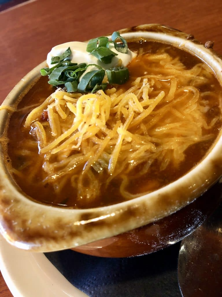 Roadhouse Beef Chili