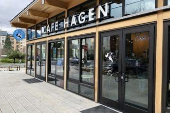 Café Hagen Seattle