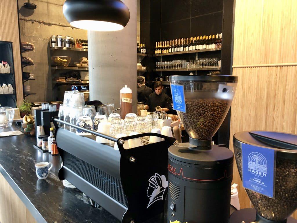 Espresso & Kitchen