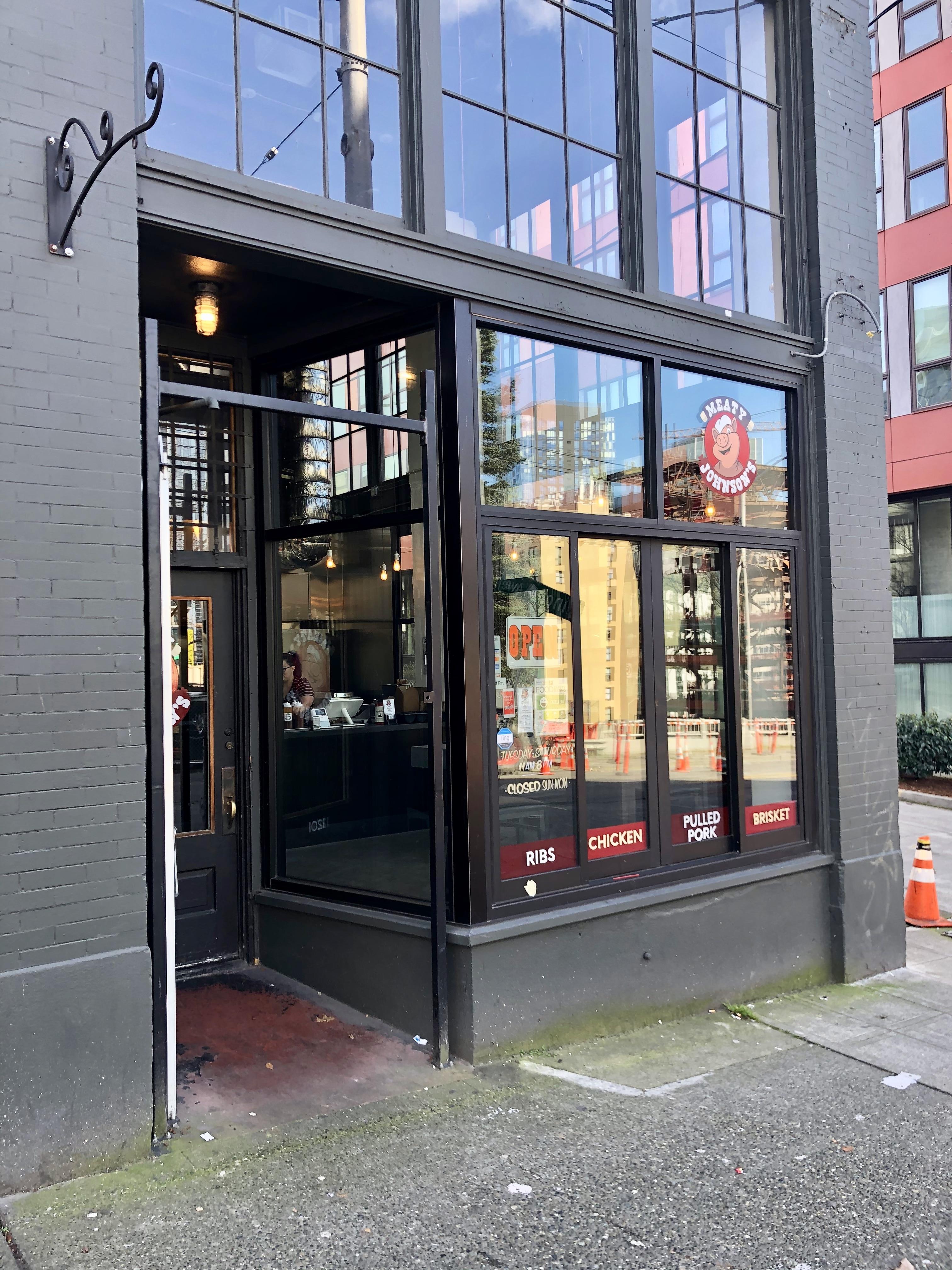Meaty Johnson's Seattle