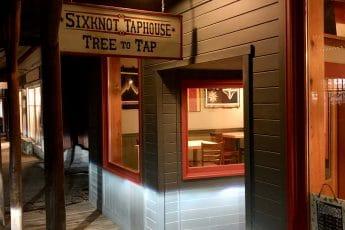 Sixknot Taphouse Winthrop WA