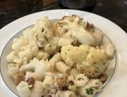 Anelli with Roasted Cauliflower
