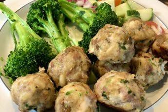 Doron's Chicken Meatballs