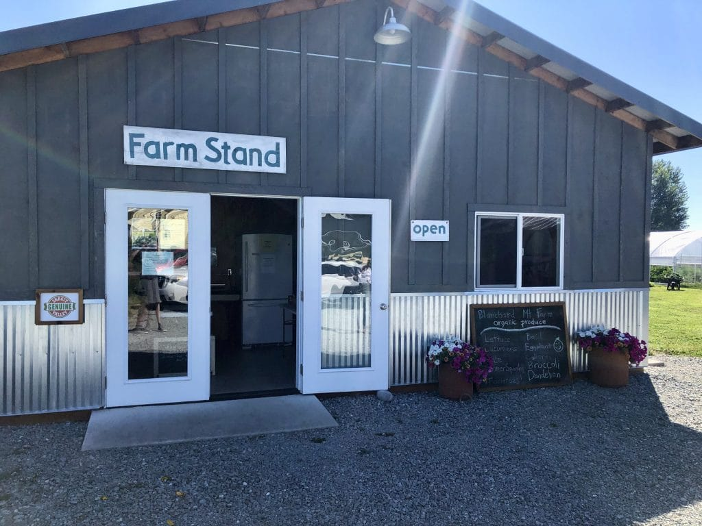 Blanchard Mountain Farm