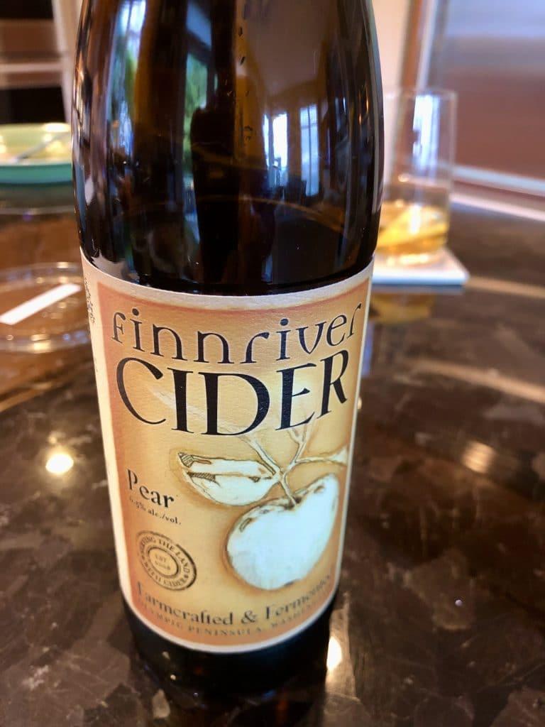 Finnriver Pear Cider