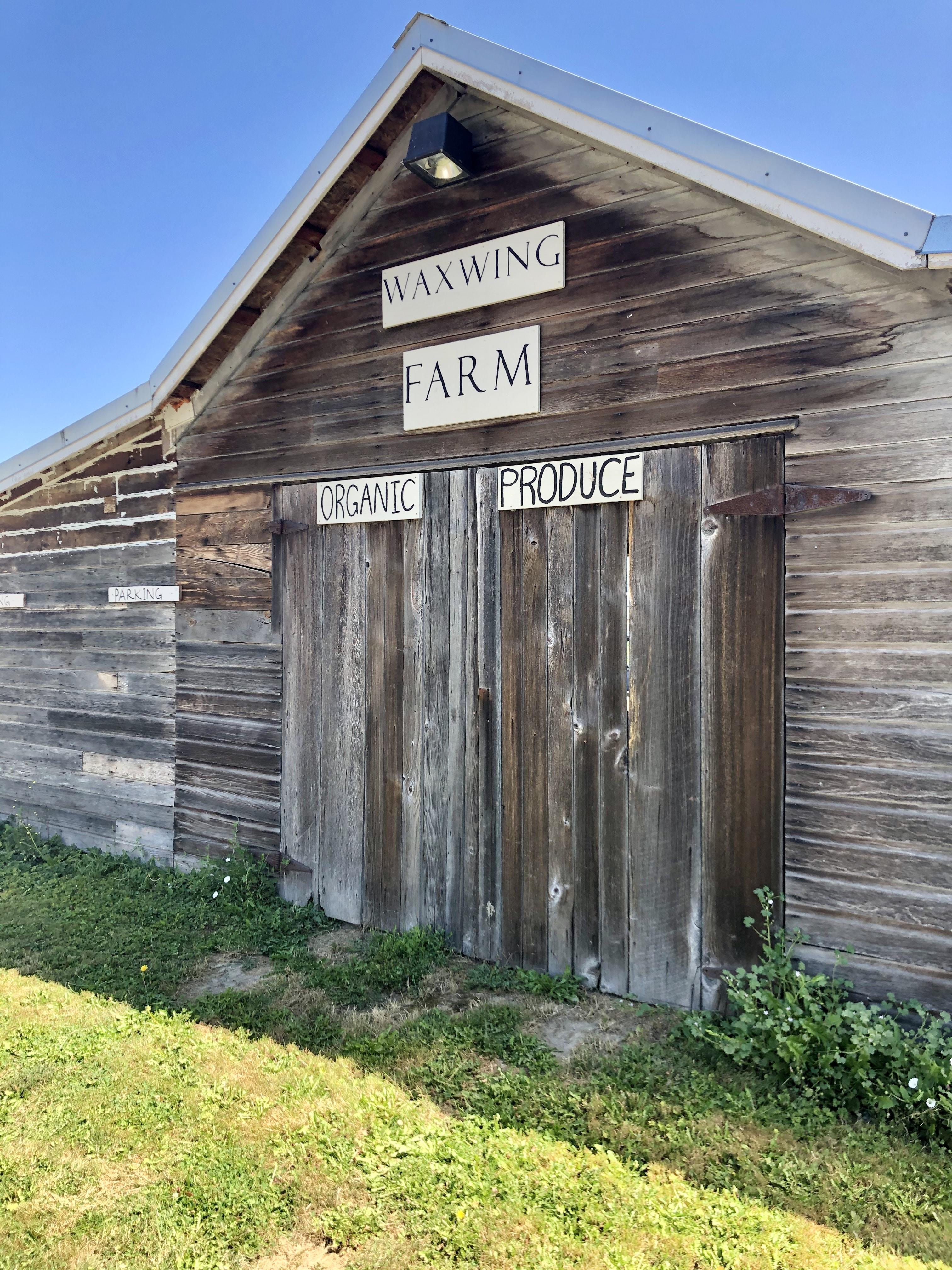 Waxwing Farm