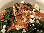 Honeycrisp Apple and Kale Salad