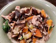Creamy Wild Rice Chicken Soup