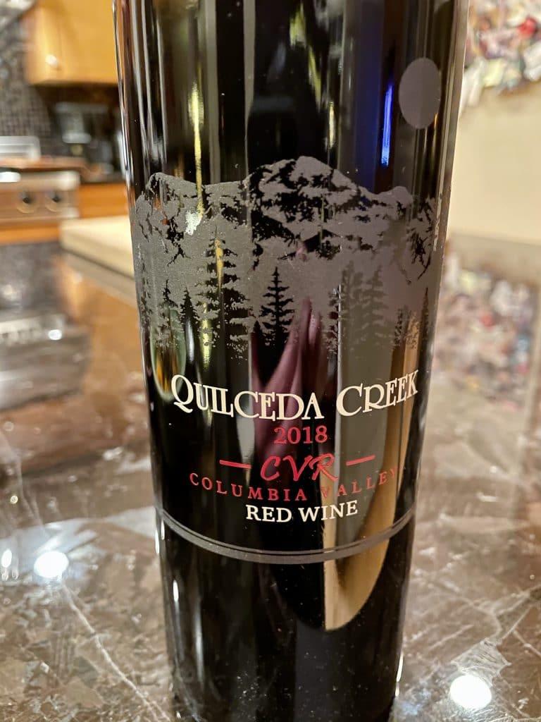 Quilceda Creek CVR Red