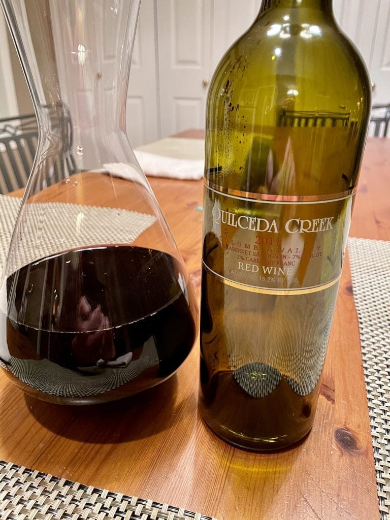 Quilceda Creek Red Blend