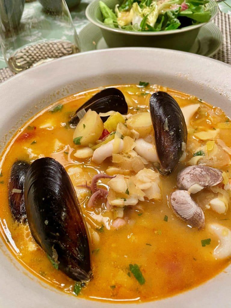 Fishmonger Stew