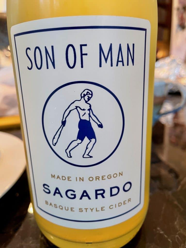 Sagardo Basque Style Cider