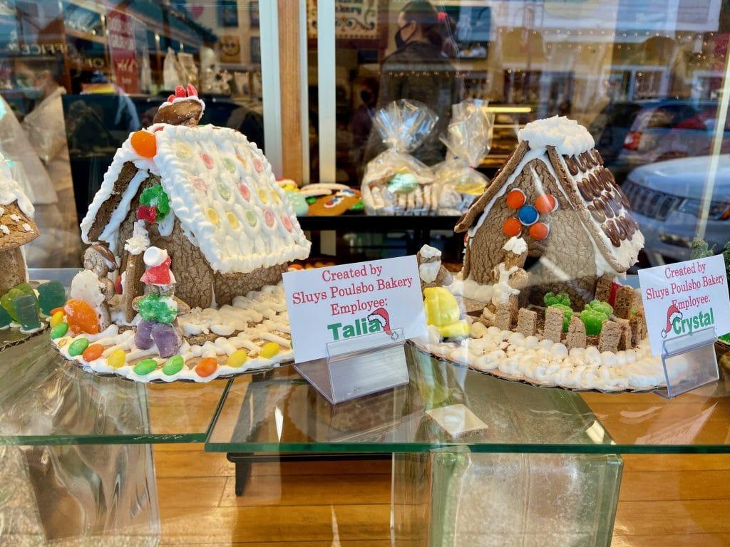 Sluys Bakery Gingerbread Homes