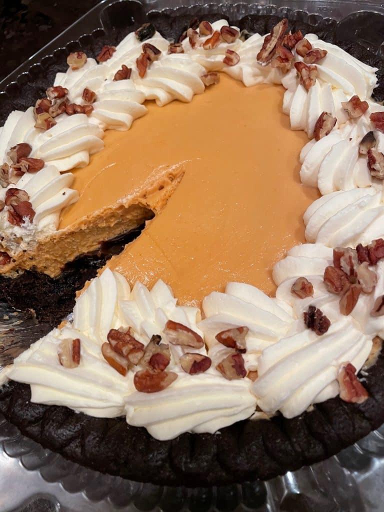 Sea Salt Caramel Pie